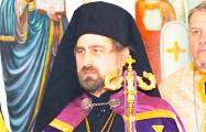 Архиепископу Логину разрешили въехать в Беларусь