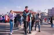 Агульнагарадскі Крыжовы шлях за Беларусь прайшоў у Смаргоні