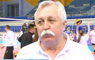 Виктор Гончаров пообещал сбрить усы, если «Минчанка» завоюет Кубок ЕКВ