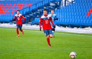 Первый матч чемпионата Беларуси посетили 350 человек
