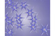 Российские физики увидели «нанозвезды» на фоне «сверхпроводящей вселенной»