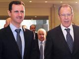Лавров опроверг слухи об убежище для Асада в России