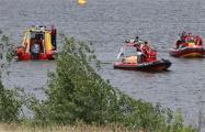 Пилот самолета, упавшего в Вислу во время авиационного шоу, погиб