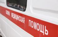 В Витебске солдата-срочника придавило машиной