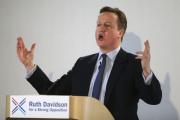 Дэвида Кэмерона высмеяли в сети из-за акцента