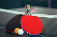 Белорус примет участие в первом в мире чемпионате по настольному теннису на коньках