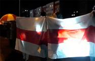 Кобрин приветствует свободную Беларусь