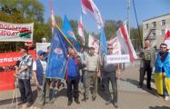 Виктор Марчик: На митинге в Киевском сквере мы потребовали отменить декрет №1