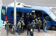 Лукашисты задержали сегодня более 700 человек