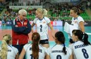 Карполь уходит с поста тренера женской сборной по волейболу