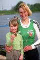 Карстен завоевала серебряную медаль чемпионата мира