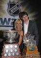 Михаил Грабовский прервал 20-матчевую безголевую серию и набрал 100 очков в чемпионатах НХЛ