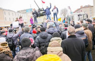 Как в Гомеле прошла самая многочисленная акция протеста в городе с начала 2000-х