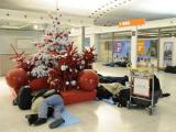 Сотни европейцев из-за снегопадов не попали домой на Рождество