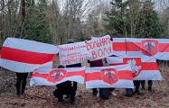 236-й день революции: акции протеста прошли по всей Беларуси