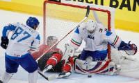 Молодежная сборная Беларуси по хоккею одержала вторую победу на международном турнире в Дании