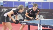 Вероника Павлович вышла в полуфинал открытого чемпионата Польши по настольному теннису