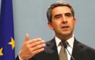 Президент Болгарии: Мы не можем мириться с агрессивным поведением России