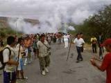 Перуанские индейцы устроили кровопролитные столкновения с полицией