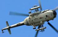 В России после жесткой посадки загорелся военный вертолет Ми-8