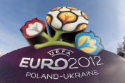 Талисманом Евро-2012 стали украинский и польский футболисты-близнецы