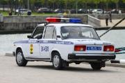 Белорусская милиция нашла угнанную из России машину прежде, чем владелец заявил о пропаже