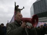 В опросах на сайте «Радыё Свабода» в лидеры вышел Статкевич