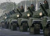 Минчане против танков в городе