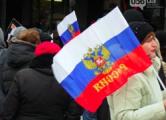 Пророссийский активист открыл огонь в Днепропетровске