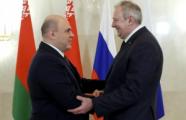 Премьеры Беларуси и России договорились по нефти. Подробности не сообщаются