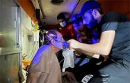 Масштабный пожар в COVID-больнице Багдада: медики и пациенты прыгали из окон