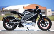 Harley-Davidson создаст электромотоцикл
