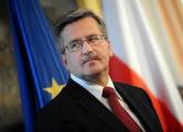Бронислав Коморовский: Янукович больше не представляет угрозы для Украины