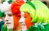 Президент Ирландии вышел на марш, чтобы поддержать национальный язык
