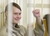 Политзаключенный Лобов получил диплом сварщика в колонии
