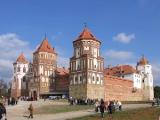 Церемонию открытия после реконструкции Мирского замка планируется провести в декабре