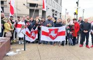 Белорусы Филадельфии почтили память Тадеуша Костюшко