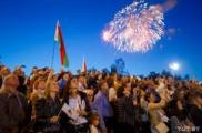 Парад 3 июля посмотрело рекордное количество человек
