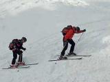 Британские военные попали под лавину во время лыжной подготовки
