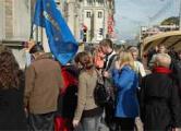 Возле пикетов Санникова выстраиваются очереди (Фото, график работы)