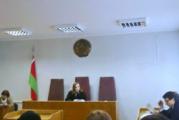 В Минске впервые судят любителя вечеринок по ночам