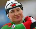 Дарья Домрачева заняла 35-е место в индивидуальной гонке на 15 км на этапе Кубка мира в Эстерсунде