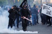 Во время беспорядков в Париже задержаны более 140 человек