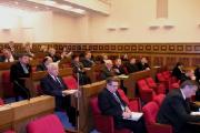 «Палатка» утвердила соглашение с Латвией о приграничном движении