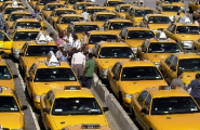 Минские таксисты подняли цены