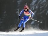 Белорусский биатлонист Евгений Абраменко завоевал зачетные очки на этапе Кубка мира