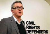 Шведского правозащитника задержали на «Чижовка-Арене»
