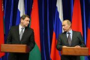 Сидорский и Путин в телефонном разговоре обсудили ход подготовки соглашений по созданию ЕЭП