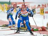 Белорусы не попали в число фаворитов спринтерской гонки на этапе Кубка мира по биатлону