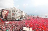 Массовые митинги оппозиции проходят перед выборами в Турции